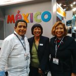 Trabajando por #Acapulco @AHETA1 Feria internacional de Turismo y Viajes #Montreal @CPAcapulco @albasuites http://t.co/gKRKdYwYjy