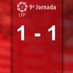 (90+3) Final del partido en Ipurúa: SD Eibar 1-1 Granada CF Goles de Nyom (8) y Bóveda (37). #DirectoGCF http://t.co/lerqMMJI01