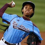RT @espn: Little League sensation Mone Davis will throw out the first pitch before Game 4 of the World Series tonight. http://t.co/WllL5wlkKm