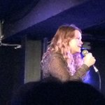 Kate Tempest was magical tonight in #Edinburgh. A spellbinding performance. @ByLeavesWeLive @katetempest http://t.co/lMNtRH8eZx