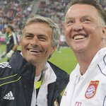 Van Gaal: Mourinho is now my master http://t.co/ai7rJCw7Im #mufc #cfc http://t.co/LiMASvHGqo