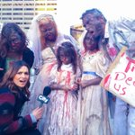 Zombies have taken over our weather cast at Nathan Phillips Square!! @stellaacquisto @CityNews http://t.co/bLZcCQL3xp