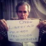RT @MTAguilarR: Papá, que lo vivió con Pérez Jiménez se une al clamor #ONU #PresosPoliticos #Venezuela http://t.co/M6Z69eqIVk