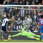 Saido Berahino is now the top scoring Englishman in the @premierleague this term with 7 goals http://t.co/qObvnO0wvy http://t.co/wof5wGxsVH