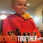 RT @SFGiants: #HummBaby #SFGiants fans get ready for #WorldSeries Game 4 @S49erfan #OctoberTogether http://t.co/SR3e0QpvGl