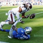 Photos of action from todays UK-Mississippi State game: http://t.co/NoipfTynMZ http://t.co/jlheBYppME