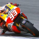 #MotoGP WUP ends with @marcmarquez93 on top. @lorenzo99 2nd, @26_DaniPedrosa 3rd, @ValeYellow46 4th. #MalaysianGP http://t.co/61rMQPftgN