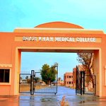 Ghazi Khan Medical College, DG Khan set up at Rs 1.57 Billion, provides medical education in far flung areas http://t.co/jHwiETuUG2