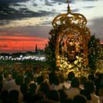 #smESPN saludo su transmisión.Hoy se realizó La Bajada de la Virgen Chinita @EJerezESPN @LuisAlvarez_1 305 años de fe http://t.co/06WhUNSaSy