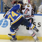 #Blackhawks fall to Blues 3-2 in typical chippy game, writes @MarkLazerus. http://t.co/5BLuMLO95a http://t.co/7kc63rrZaO