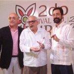 .@erikporres clausura el 2º Festival del Puro Mexicano en #Veracruz http://t.co/VNf8rGalYz