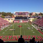 RT @KATVScott: @weatherninja Great hanging w/ you in the South end zone! Gorgeous day and a good win! #WPS http://t.co/h6VglaUmTD