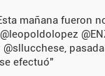 """RT @federicoalves: Patricia Andrade """"Esta mañana fueron notificados de sus traslados al Sebin @leopoldolopez @ENZOSCAR... http://t.co/mnEvzCcIE3"""
