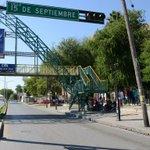 Cerrarán lateral de Avenida Reforma #NuevoLaredo #Tamaulipas http://t.co/swTqQ9mk69 http://t.co/S0mVpoj3VZ