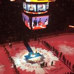 RT @dalter: Coordinated tribute underway #Sens #Leafs #Habs. http://t.co/b6Pqa4HO80