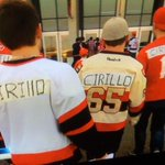 Senators fans are wearing fallen soldier Cpl. Nathan Cirillos name on their jerseys. Awesome. http://t.co/TYxxLoogXt http://t.co/dwkjg6lQxY