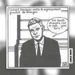 RT @ONPCofficiel: Le dessin choisi par @najatvb : « Laurent Wauquier contre le regroupement familial des étrangers » #ONPC http://t.co/cE9d6Wd58z