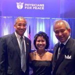 RT @repbobbyscott: Great to see Dr. Cynthia Romero and Dr. Juan Montero at tonights Physicians for Peace Gala in Norfolk! http://t.co/b2VDZxsRtb