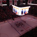 RT @CanadiensMTL: Tonights anthems are being presented in unison with the @Senators & @MapleLeafs. http://t.co/KKJwtIUAM9