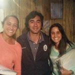 Gracias Federica y Soledad por sumarse! #HayEquipo @lista71 @luislacallepou @Luisaheber @GustavoPenades @vickyheber http://t.co/V4DYCR51dq