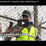 RT @RConfidencial: EXTRA   Video del pronunciamiento de @Leopoldolopez desde Ramo Verde #25Oct http://t.co/8vBv01WWUv http://t.co/HDaHHDjQyR