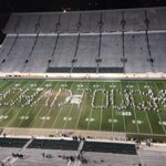 RT @chengelis: #chadtough UM and MSU marching bands together http://t.co/XTLC4dO9qH