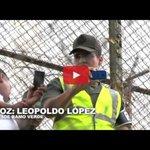 RT @DolarToday: [VIDEO] ¡URGENTE! Pronunciamiento de Leopoldo Lopez desde carcel de Ramo Verde (+A... -► https://t.co/JrigZsKu2o http://t.co/bn5KxZms9D