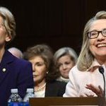 RT @politico: Hillary Clinton: I love … Elizabeth http://t.co/Fx1qgi63D5 | Getty http://t.co/QxGctRqKKU