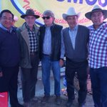 celebrado este día en el marco de la @FeriaHidalgo. Gracias a César Cruz, Juan José del Valle y Francisco Barona. http://t.co/vzf7LWgzp9