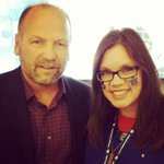 OH MY GOD I JUST MET WENDEL CLARK! MY LIFE IS COMPLETE! #FANSGOFURTHER #FANDECK #Leafs #TMLtalk http://t.co/SGbhUOoxRc
