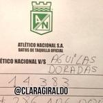 RT @claragiraldo: #FPC asistencia en el Atanasio Girardot para Nacional vs Águilas Pereira http://t.co/mj9mKCCH42