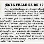 """""""@Gaetano_lo_hace: ESTA FRASE es de 1920, y todos los venezolanos deberían leerla. #VZLA #VENEZUELA http://t.co/7BjogmAPCH"""