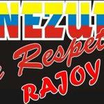 AHORA Y QUE BARROTAZO!! DEMOSLE DURO A NUESTRAS ETIQUETAS #RajoyRespetaAVenezuela #MaduroEsPuebloPresidente http://t.co/Y04zryUpYi