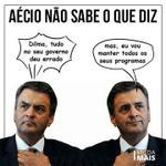 RT @Rosaniba: Propostas de #AgoraEAecio45Confirma mas sendo assim #SomosTodosDilma #GolpeNoJN http://t.co/tCCxWyn1jk