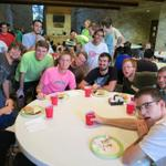 RT @BaylorMensChoir: Representing @Baylor on our fall tour in San Marcos! @BaylorProud #SicEm http://t.co/8r5sKOXlXf
