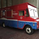 """Spotted: City of Boston """"to go"""" truck. Mobile city services. Inspiration for a similar truck in #yyc. http://t.co/LNAgeCdmV8"""