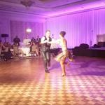 . @wusa9s @mikehydeck in competition at tonights Dancing Stars Gala at the Ritz in Tysons. Score: 24/30 http://t.co/xBJWMlPAby