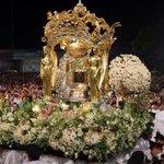 #AHORA | Se realiza la tradicional bajada de la Chinita en Maracaibo http://t.co/bSKpLUok5z