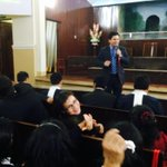 """Pr. Joel Flores de @radiontperu inicia """"Hablar con Dios"""" en la Iglesia Central de Trujillo joel_fv http://t.co/9GqClHWov7"""