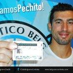 RT @BelgranoCbaOk: Le hacemos el aguante a @pechito37, socio de #Belgrano, en su carrera por el título de #WTCC #VamosPechitoCarajo http://t.co/cIRC78Nu8r