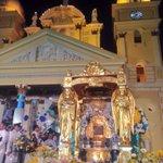 La bajada de la Virgen de Chiquinquirá al reencuentro con su gente! http://t.co/qOPb0wqMU0