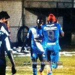 RT @SomosEmelecBDP: ¡VIVES EN CADA GRITO DE GOL AZUL! Kevin Tenorio festejó gol en reservas con máscara de tio Otilino. Foto @vamosazules http://t.co/6HHT73Bypp