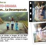 RT @tomalallave: La Propuesta de la Oposición, son las Foto-Poses de Lilian Tintori.. #EstoEsPaQueTeActives #RajoyRespetaAVenezuela http://t.co/esRxUKVZmp