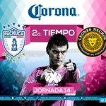 RT @Tuzos: 45´2T @Tuzos 0-0 @LeonesNegrosCF Inicia la segunda mitad del partido #MásTuzoQueNunca @Corona_Futbol #SienteTuSalud http://t.co/LaRtjU6Wf8