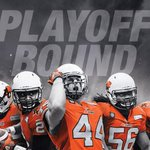 RT @BCLions: Thats it! Sack ends it! #BCLions win 28-23 over Bombers. If you didnt know...were playoff bound! #BCvsWPG #ROAR http://t.co/fuK4obEz5e