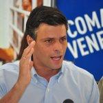 "#Extraoficial: Leopoldo López pudiera ser traslado a una cárcel del interior del país http://t.co/2E4OdihsdP http://t.co/Une2HRU2WS"""