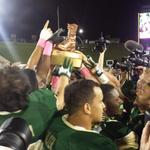 The Bronze Boot will live in Fort Collins for the second consecutive year. http://t.co/B86T5O0RE9