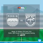REMINDER : Today! Persib vs Mitra Kukar jam 15.30 di Stadion Si Jalak Harupat. Live on RCTI #PersibDay http://t.co/6LibIQBknP