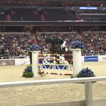 McLain Ward takes over the lead in 33.52! http://t.co/Pd8oSdghMS