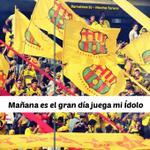RT @EternaPasionBSC: Sonríe Ecuador mañana juega el mas veces campeón @BarcelonaSCweb @Hincha_Amarillo @HinchaTorero @Monumental_bsc *_* http://t.co/CIYT0FKGLN